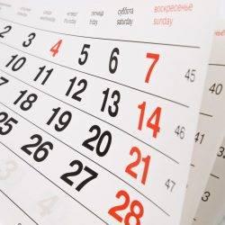 Утвержден «Календарь образовательных событий на 2016/2017 учебный год»
