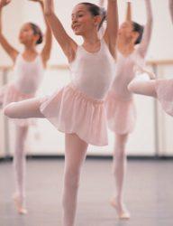 Набор в хореографический класс