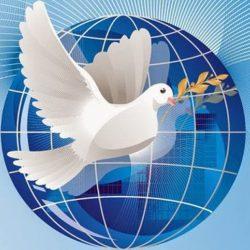 """Участвуем в акции """"Голубь мира"""""""