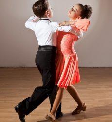 Студия спортивного бального танца объявляет набор на базе нашей школы