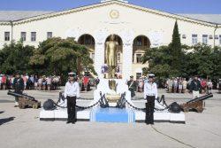 Черноморское высшее военно-морское училище им. Нахимова приглашает абитуриентов