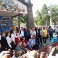 Команда нашей школы приняла участие в выборах юного главы города