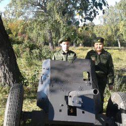 """Наши кадеты поучаствовали в """"Зарнице"""""""