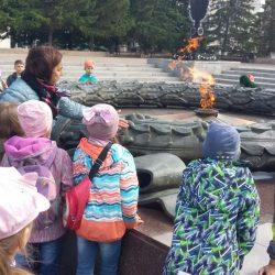 Солнцеградцы познакомились с историей родного города