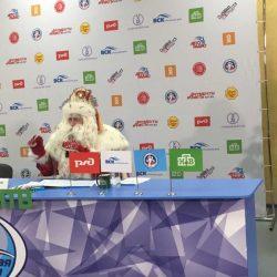 Наши корреспонденты встретились с Дедом Морозом