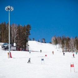 Урок здоровья: горные лыжи и сноуборд