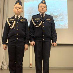На Сахарова прошел творческий фестиваль военной песни