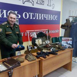 """В филиале на Макеева провели акцию """"Армейский чемоданчик"""""""