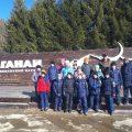 Наши кадеты с Макеева покоряют Таганай