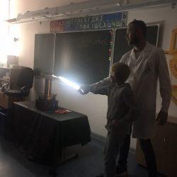 Солнцеградцы погрузились в науку