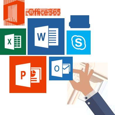 Доступ к облачным сервисам Microsoft 365